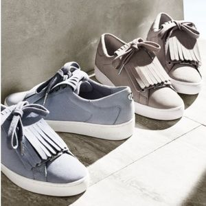 Michael Kors Sneakers Lace Up Fringed